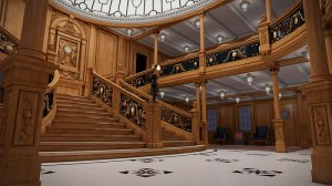 fans-of-the-film-titanic-are-sure-to-love-hanging-out-in-the-grand-staircase-where-jack-and-rose-met-by-the-clock