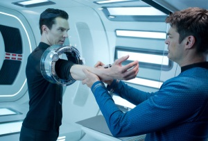 STARK TREK INTO DARKNESS